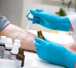 Allergietest - Desensibilisierung