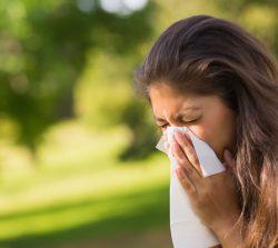 Heuschnupfen - Allergie